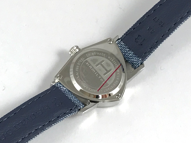 ハミルトン レディ・ベンチュラ(ブルーテキスタイルベルト) H24211941 正規品 腕時計