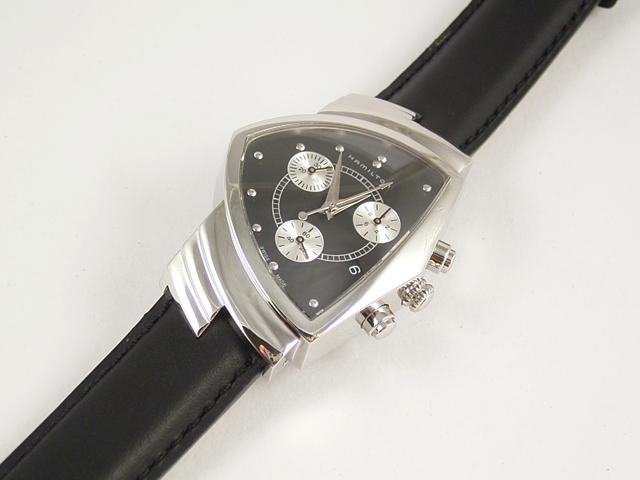 ハミルトン ベンチュラクロノ H24412732 正規品
