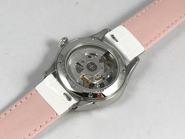ハミルトン・ジャズマスター・スケルトンレディ(ピンクダイヤル) H32405871 正規品 腕時計