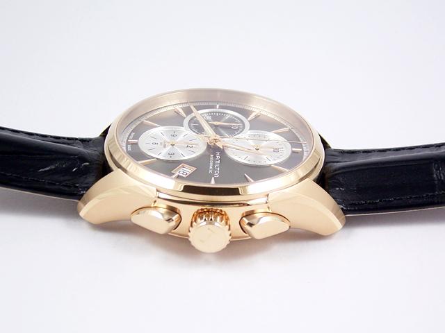 ハミルトン・ジャズマスター・オート・クロノ H32546781 正規品 腕時計