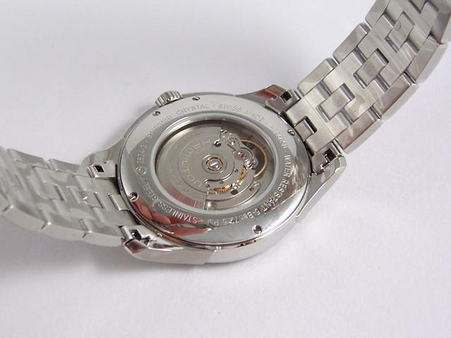 ハミルトン・ジャズマスター・オープンハート H32565135 正規品