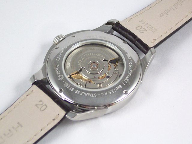 ハミルトン・ジャズマスター・オープンハート H32565555 正規品