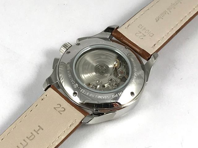 ハミルトン・ジャズマスターマエストロ・オート・クロノ H32576515 正規品 腕時計