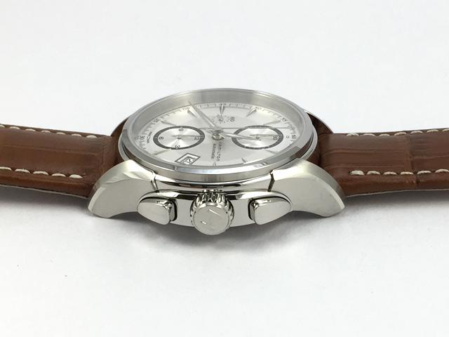 ハミルトン・ジャズマスター・オート・クロノ H32616553正規品