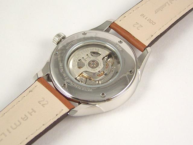 ハミルトン・ジャズマスター・ビューマチック44mm  H32755851正規品