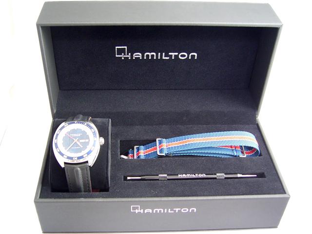 ハミルトン・パンユーロ H35405941正規輸入品