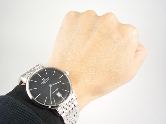 ハミルトン・イントラマティックH38455131正規品 腕時計