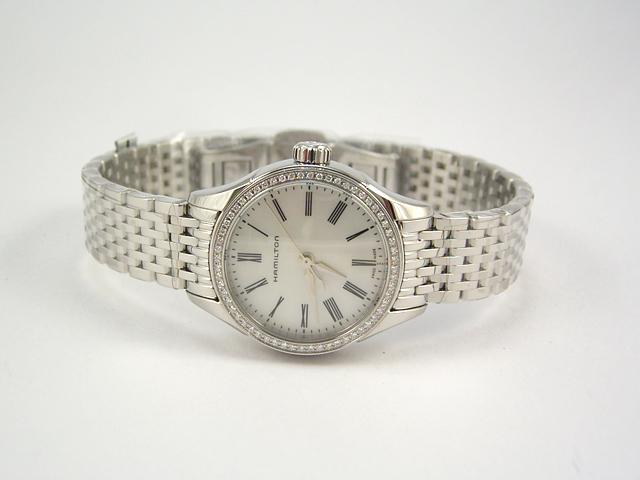 ハミルトン バリアント H39211194 正規品 腕時計