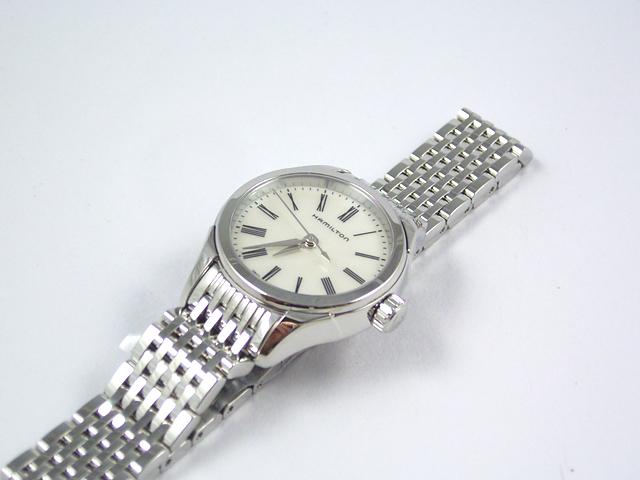 ハミルトン バリアント H39251194 正規品 腕時計