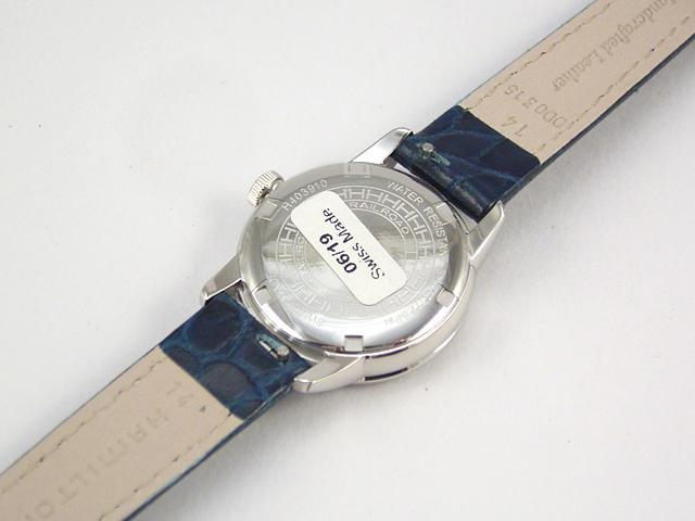 ハミルトン・レイルロード レディ(フルダイヤモンド) H40391691 正規品 腕時計