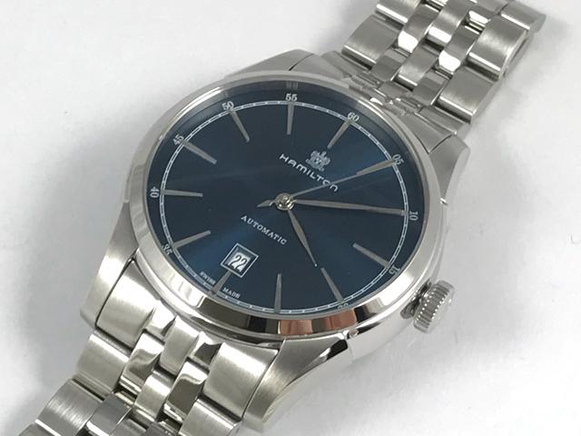 ハミルトン・スピリット オブ リバティ H42415041 正規品 腕時計