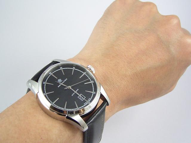 ハミルトン・スピリット オブ リバティ H42415731 正規品 腕時計