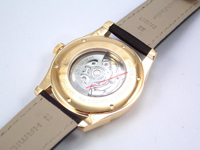 ハミルトン・スピリット オブ リバティ H42445551 正規品 腕時計
