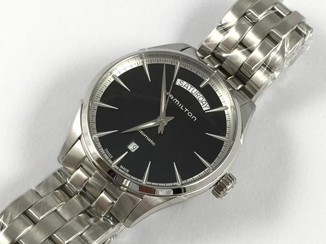 ハミルトン・ジャズマスター・デイデイト H42565131 正規品 腕時計