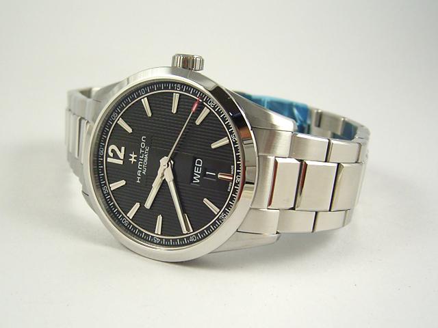 ハミルトン 腕時計 オート ブロードウェイ HAMILTON 正規品 デイデイト H43515135
