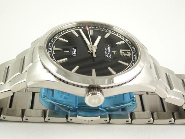 ハミルトン ブロードウェイ・デイデイト・オート  H43515135正規品 腕時計