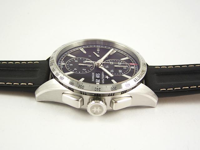 ハミルトン ブロードウェイ・オートクロノ  H43516731正規品 腕時計