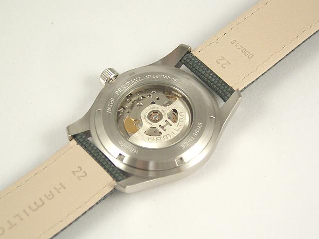 ハミルトン[HAMILTON] カーキ・フィールド・オート42mm H70605943 正規品 腕時計
