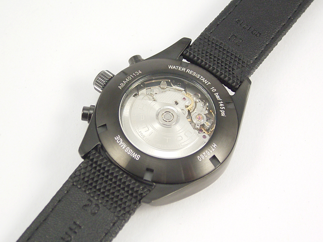 ハミルトン[HAMILTON] カーキ・フィールド・オートクロノ42mm H71626735 正規品 腕時計