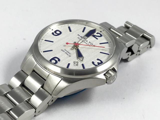 ハミルトン カーキエアレース チームハミルトンモデル38mm  H76225151正規品 腕時計