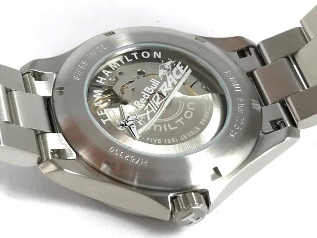 ハミルトン カーキエアレース チームハミルトンモデル38mm  H76235131正規品 腕時計