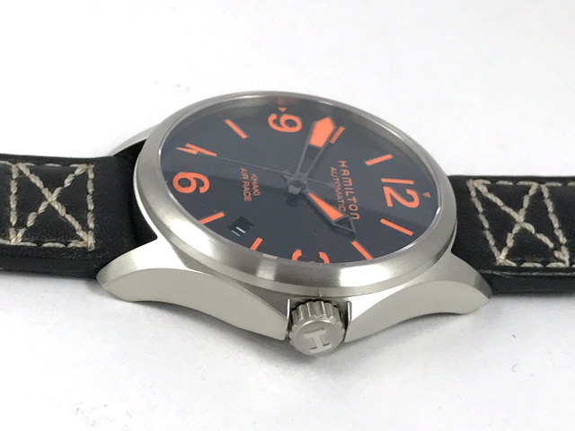 ハミルトン カーキエアレース チームハミルトンモデル38mm  H76235731正規品 腕時計