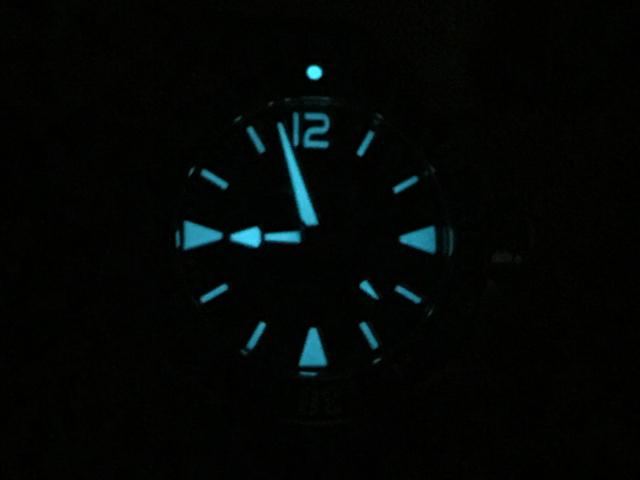 ハミルトン・カーキネイビーオープンウォーターH77705345 腕時計