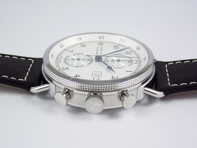 ハミルトン・カーキネイビーパイオニアH77706553 腕時計