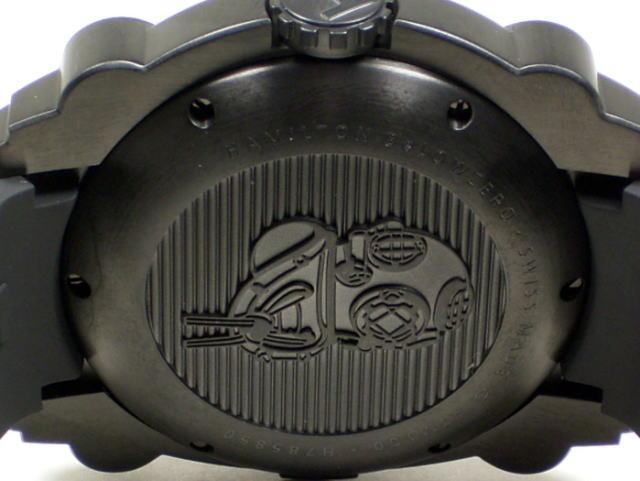 ハミルトン・カーキ・BeLOWゼロ1000 H78585333 正規品