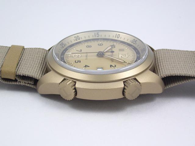 ハミルトン カーキ パイロット パイオニア アルミニウムH80435895正規品 腕時計