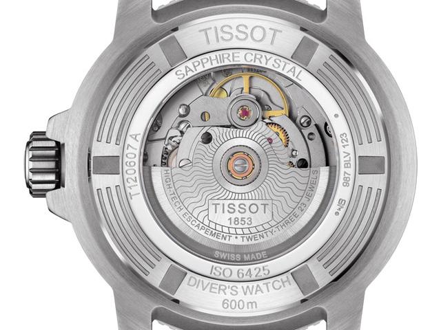 TISSOT ティソ シースター1000オートマティック T120.607.11.041.01 正規品