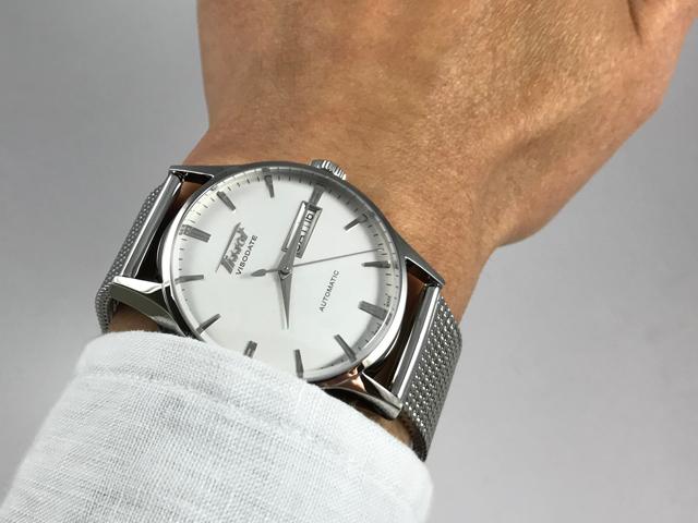 TISSOT ティソ ヴィソデイト オートマチックT019.430.11.031.01正規品 腕時計