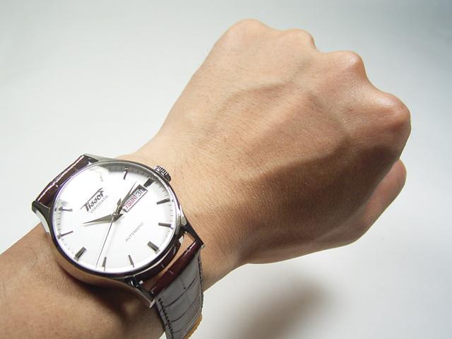 TISSOT ティソ ヴィソデイト オートマチックT019.430.16.031.01正規品 腕時計