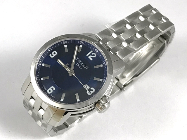 TISSOT ティソ PRC200クオーツ T055.410.11.047.00 正規品 腕時計