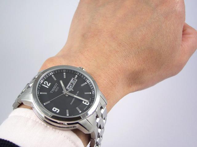 TISSOT ティソ PRC200オートマチック T055.430.11.057.00 正規品 腕時計
