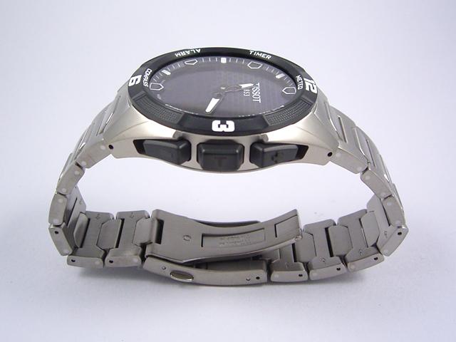 ティソ[TISSOT]Tタッチ エキスパート ソーラーT091.420.44.051.00正規品 腕時計