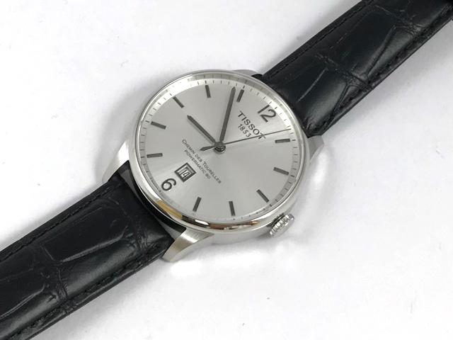 TISSOT ティソ シュマン デ トゥレル オートマティック ジェント T099.407.16.037.00正規品 腕時計