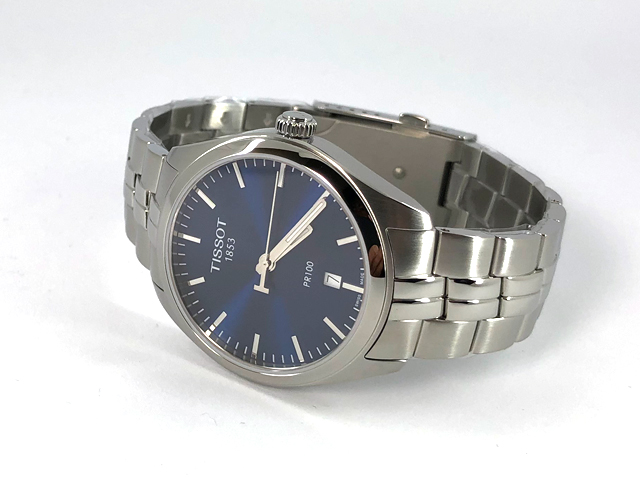 TISSOT ティソ PR100クオーツ T101.410.11.041.00正規品 腕時計