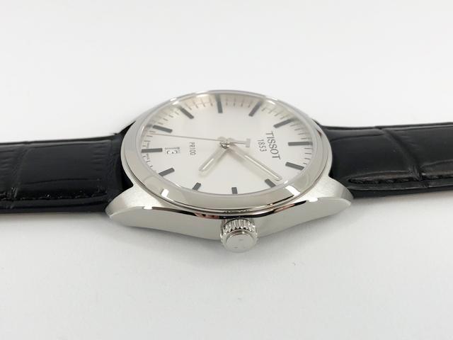 TISSOT ティソ PR100クオーツ T101.410.16.031.00正規品 腕時計