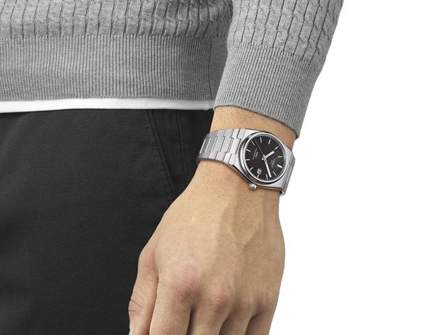 TISSOT ティソ PRX オートマチック T137.407.11.051.00正規品 腕時計