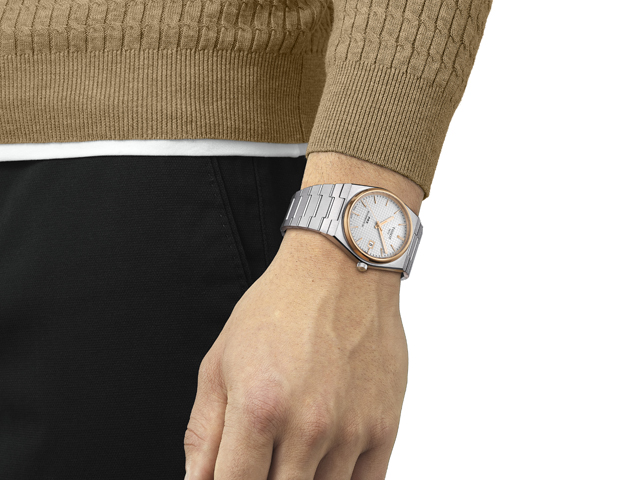 TISSOT ティソ PRX オートマチック T137.407.21.031.00正規品 腕時計