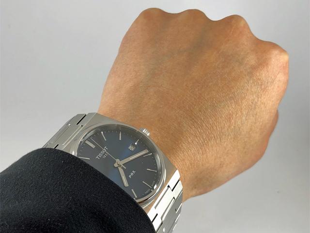 TISSOT ティソ PRXクオーツ T137.410.11.041.00正規品 腕時計