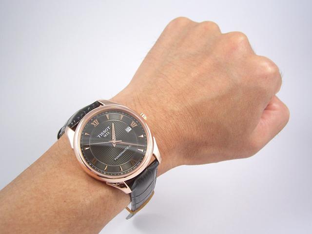 TISSOT ティソ クチュリエ オートマチック T920.407.76.068.00正規品 腕時計